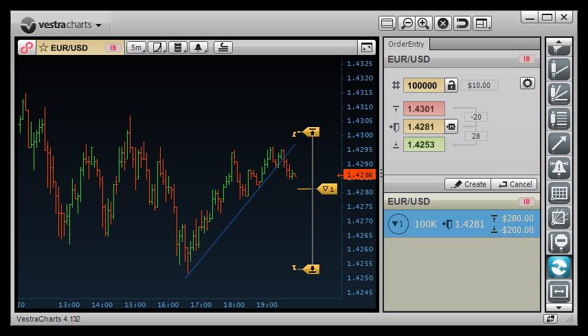 Interactive-brokers-review-desktop-trading-platform-main-page